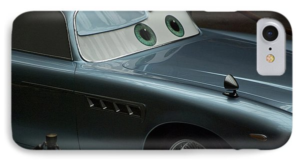 Green Eyed Finn Mcmissile Phone Case by Thomas Woolworth