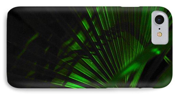 Green Fan IPhone Case