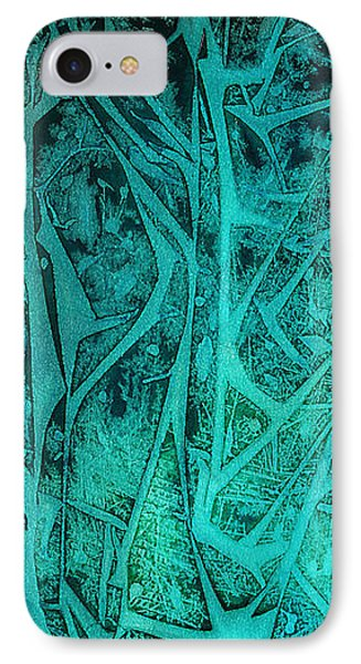 Green Forest IPhone Case