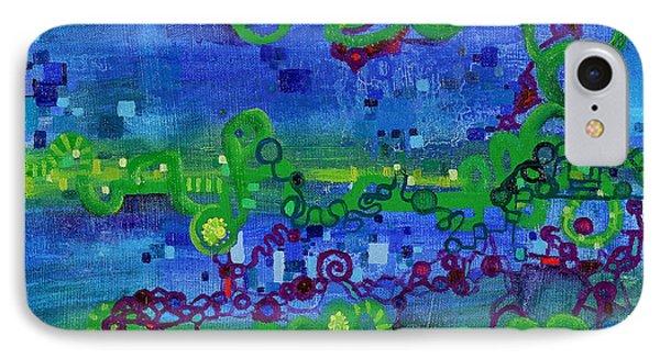 Green Functions Phone Case by Regina Valluzzi