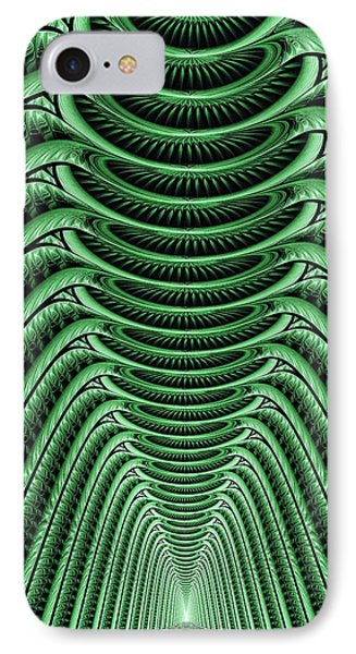 Green Hall IPhone Case