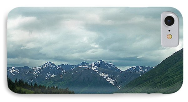 Green Pastures And Mountain Views Phone Case by Aimee L Maher Photography and Art Visit ALMGallerydotcom
