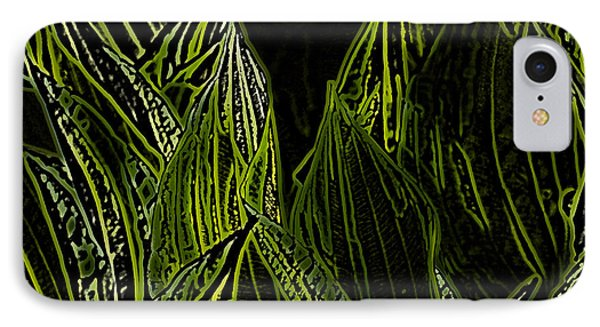 IPhone Case featuring the photograph Green Spring by Jeanette French