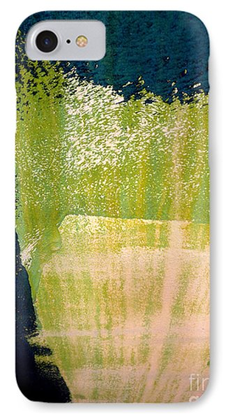 IPhone Case featuring the photograph Green Sweep by Robert Riordan