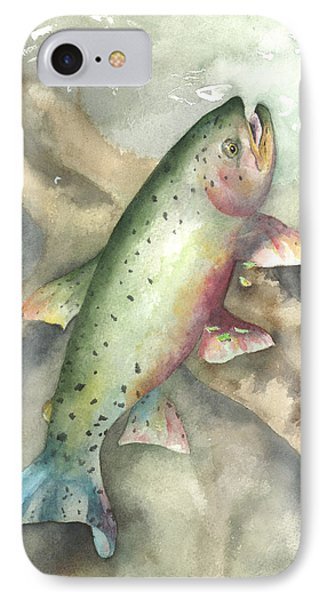 Greenback Cutthroat Trout Phone Case by Kimberly Lavelle