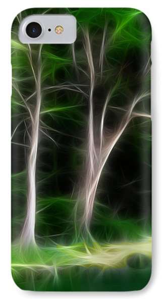 Greenbelt Phone Case by Wendy J St Christopher
