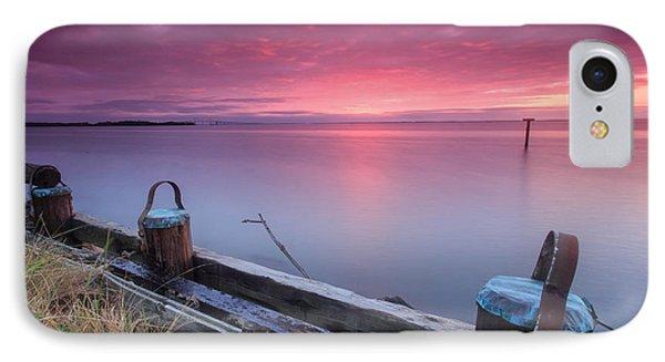 Greenbury Point Sunrise IPhone Case