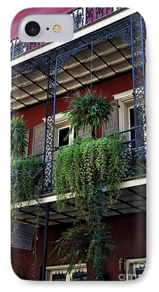 Greens In New Orleans Phone Case by John Rizzuto