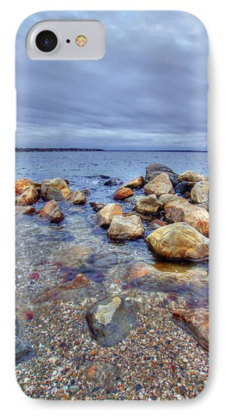 IPhone Case featuring the photograph Greenwich Bay by Alex Grichenko