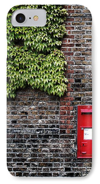Greenwich Post Box IPhone Case