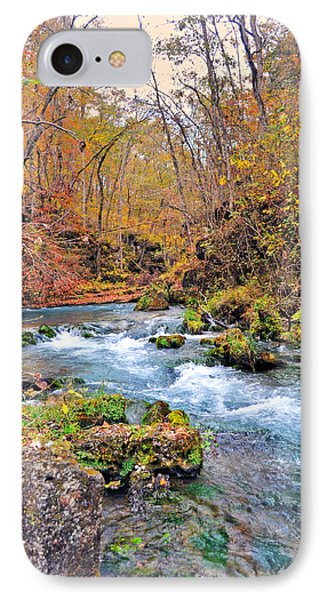 Greer Spring In Fall Phone Case by Marty Koch
