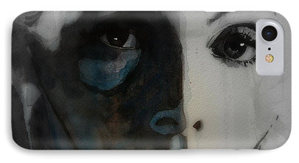 Greta Garbo IPhone Case