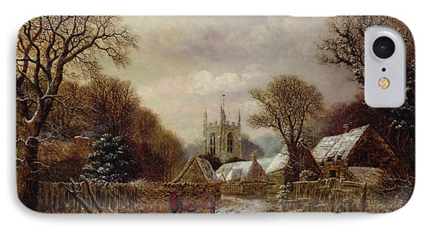 Gretton In Northamptonshire IPhone Case