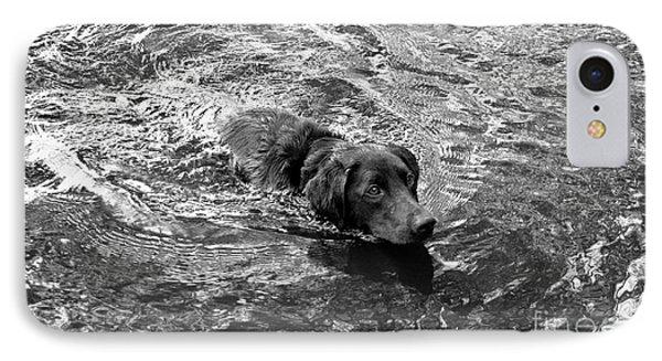 Head In Water IPhone Case