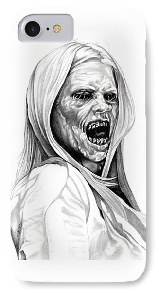 Grimm Hexenbiest IPhone Case by Fred Larucci