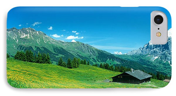Grindelwald Switzerland IPhone Case