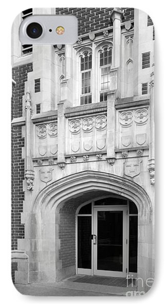 Grinnel College Collegiate Entryway Phone Case by University Icons