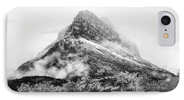 Grinnell Point Black And White IPhone Case