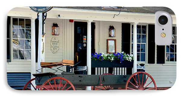 Griswold Inn And Tavern IPhone Case