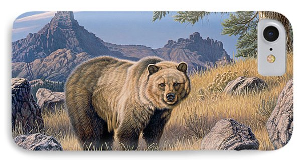Grizzly Country IPhone 7 Case