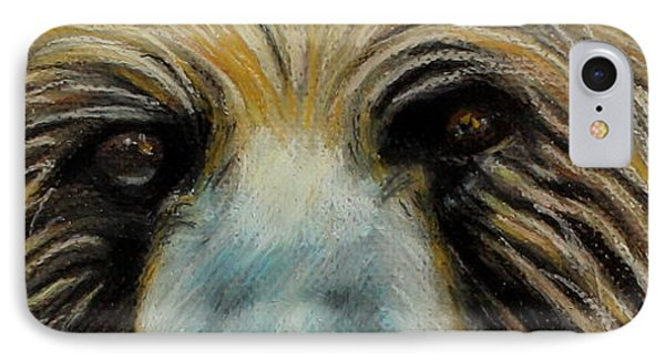 Grizzly Eyes IPhone Case