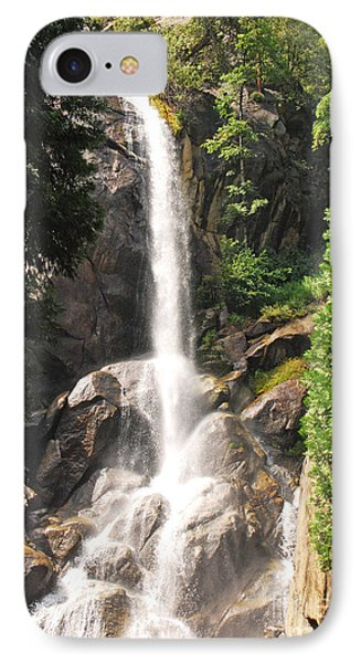 Grizzly Falls IPhone Case by Mary Carol Story