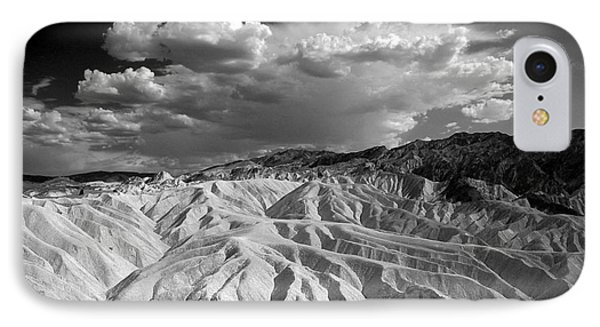 Grooving In Death Valley IPhone Case by Stephen Flint