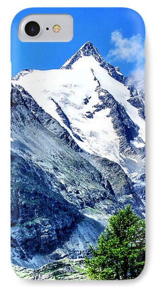 Grossglockner IPhone Case by Andreas Thust