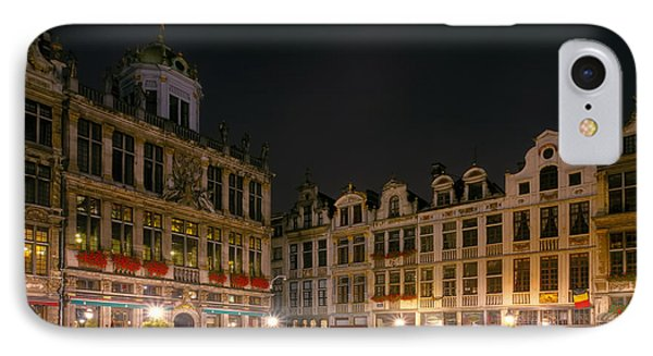 Grote Markt Brussels IPhone Case