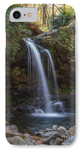 Grotto Falls I IPhone Case