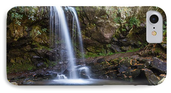 Grotto Falls II IPhone Case