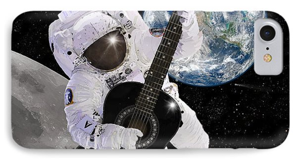 Ground Control To Major Tom IPhone Case
