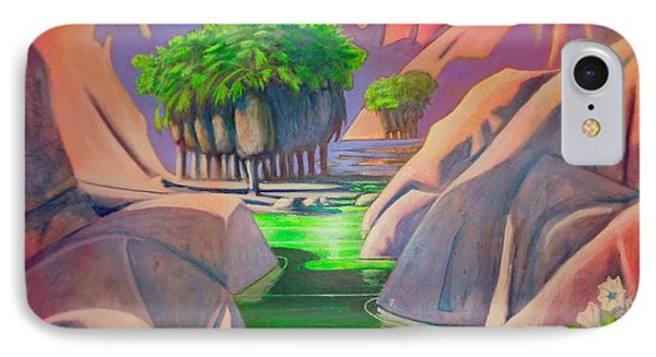 Grove IPhone Case by Steven Holder