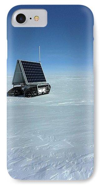 Grover Rover Testing IPhone Case by Lora Koenig/nasa Goddard