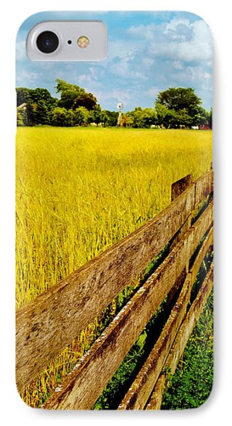 Growing History IPhone Case by Daniel Thompson