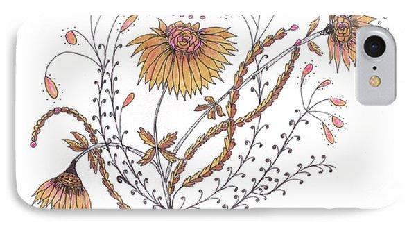 Growing Joy IPhone Case by Nancy TeWinkel Lauren