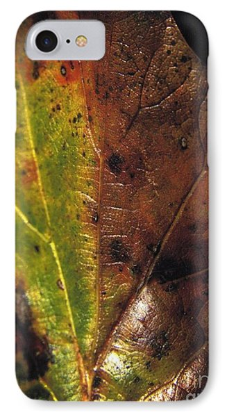 Growth-leaf IPhone Case