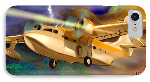 Grumman Goose Phone Case by Gerry Robins
