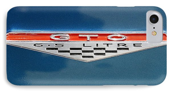 Gto 6.5 IPhone Case by Morris  McClung