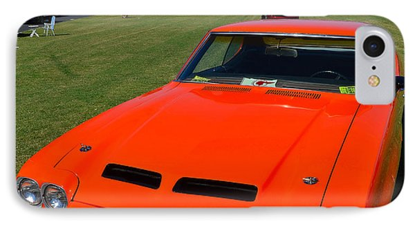 Gto At The Racetrack Phone Case by Mark Spearman