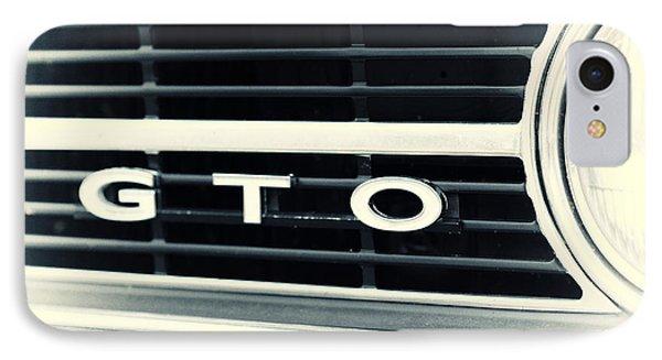GTO Phone Case by Karol Livote