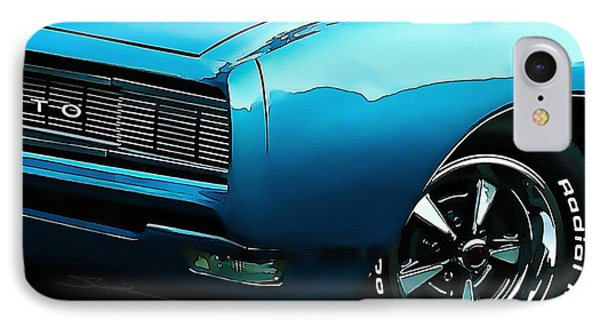 IPhone Case featuring the photograph GTO by Robert Smith