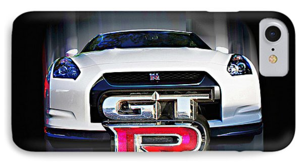Gtr Facia IPhone Case