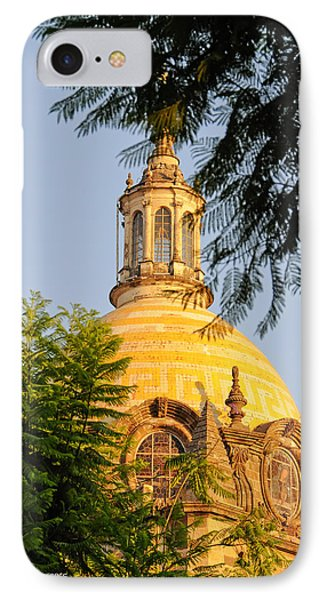 IPhone Case featuring the photograph The Grand Cathedral Of Guadalajara, Mexico - By Travel Photographer David Perry Lawrence by David Perry Lawrence