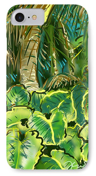 Guanabana Tropical IPhone Case by Jean Pacheco Ravinski