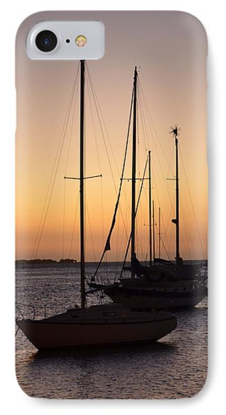 Guancha I IPhone Case by Ricardo J Ruiz de Porras