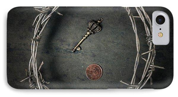 Guarded Treasure Phone Case by Joana Kruse