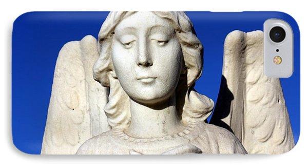 Guardian Angel 2 Phone Case by Sophie Vigneault
