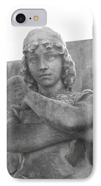 Guardian Angel IPhone Case by Bruce J Robinson