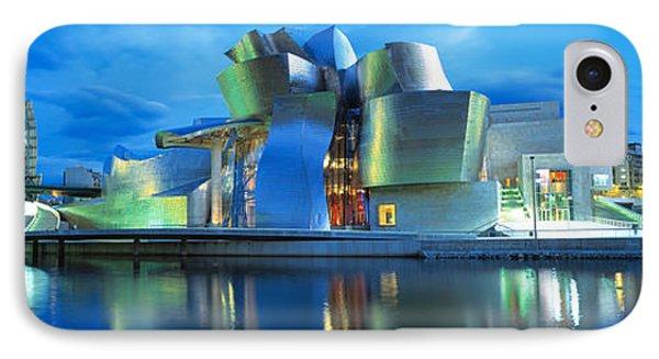 Guggenheim Museum, Bilbao, Spain IPhone Case